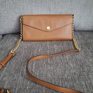 Michael Kors wallet crossbody
